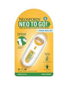 Neosporin To Go Spray