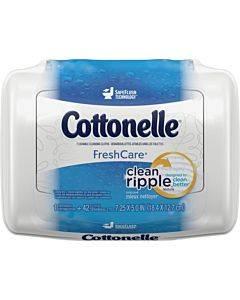 Cottonelle Flushable Wet Wipes