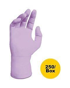 "Kimberly-clark Professional Lavender Nitrile Exam Gloves - 9.5"""