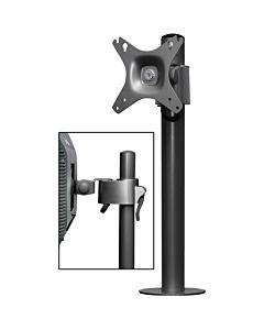 Kantek Mounting Arm For Monitor - Black