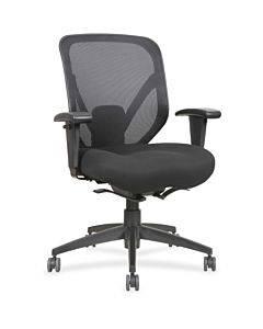 Lorell Self-tilt Mid-back Chair
