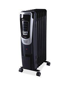 Lorell Led Display Mobile Radiator Heater
