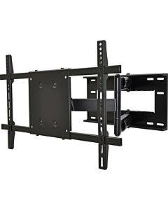 Lorell Wall Mount For Flat Panel Display - Black