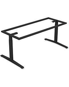 Lorell Rectangular Conference T-leg Table Base