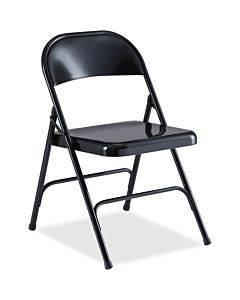 Lorell Folding Chairs - 4/ct
