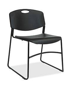 Lorell Heavy-duty Bistro Stack Chairs - 4/ct