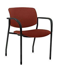 Lorell Contemporary Stacking Chair