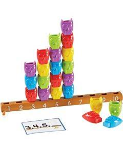Learning Resources 1-10 Counting Owl Activity Set