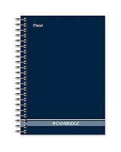 Mead Fashion Wire Bound Notebook