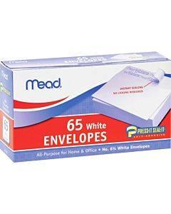 Mead No. 6-3/4 All-purpose White Envelopes