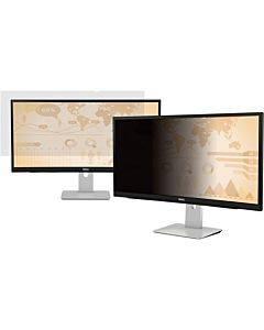 3m Privacy Filter For Dell U3415w Monitor Black, Matte, Glossy