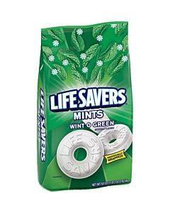 Life Savers Wint O Green Mints Bag - 3 Lb. 2 Oz.