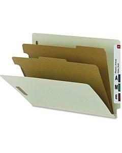 Nature Saver 2-divider End Tab Classification Folder