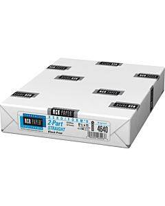 Ncr Paper Xero/form Ii Punched Laser, Inkjet Carbonless Paper