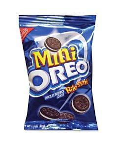 Oreo Nabisco Mini Bite Size Cookie Packet