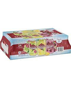 Arrowhead Sparkling Water Variety Pack
