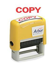 "Skilcraft Pre-inked ""copy"" Message Stamp"