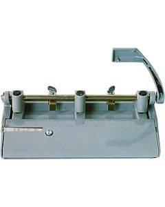 Skilcraft Adjustable Heavy-duty 3-hole Punch