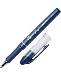 Skilcraft Cushion Grip Transparent Ballpoint Pen