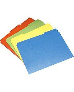Skilcraft Colored File Folder