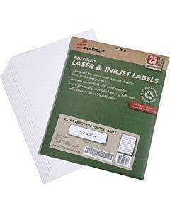 Skilcraft 7530-01-578-9297 Extra Large File Folder Label