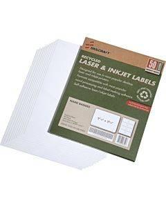 Skilcraft 7530-01-578-9299 Name Badge Label