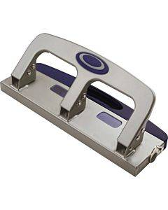 Oic Deluxe Standard 3-hole Punch With Drawer