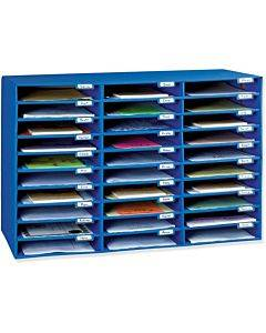 Classroom Keepers 30-slot Mailbox