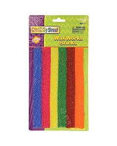 Wax Works Wax Works Hot Colors Sticks Assortment