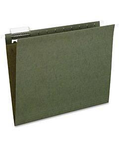 Pendaflex Essentials Std Green Hanging Folders