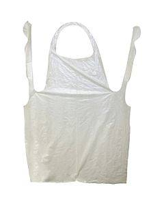 """Impact Products Proguard Disposable 42"""" Poly Apron"""