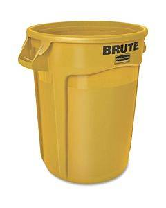 Rubbermaid Commercial Brute Round Container