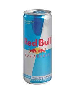 Red Bull Sugar-free Energy Drink
