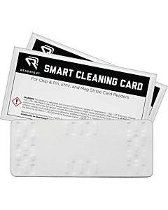 Read Right Smart Cleaning Card