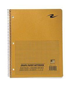 Roaring Spring Wirebound Quad Notebook - Letter