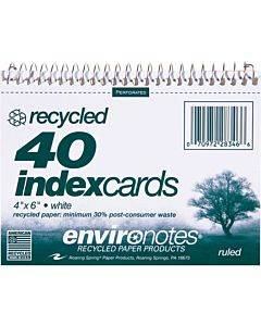 Roaring Spring Printable Index Card - 30% Recycled