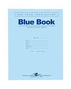 Roaring Spring 8 - Sheet Blue Examination Book - Letter