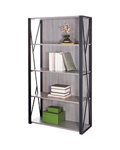 Safco Mood Collection Small Office Bookcase