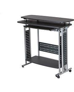 Safco Scoot Standing Height Desk - Box 1 Of 2