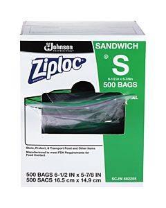 Ziploc® Seal Top Sandwich Bags