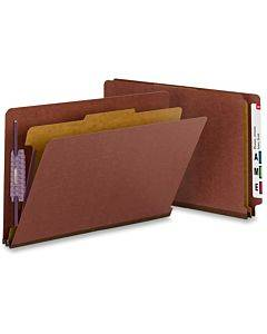 Smead Classification Folders With Safeshield Fastener