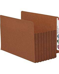 Smead Extra-wide Tuff End Tab File Pockets With Reinforced Tab