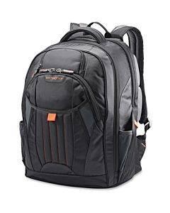 "Samsonite Tectonic 2 Carrying Case (backpack) For 17"" Notebook - Black, Orange"
