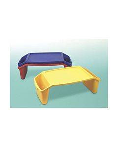 Romanoff Products Bed Tray W/side Pockets  Blue Part No.905