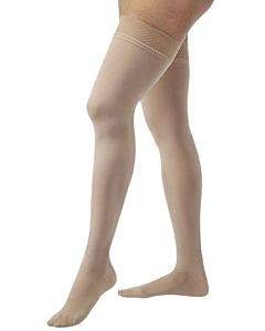 Relief Thigh High,20-30,clsd Toe,sil Band,lrg,bge Part No. 114210 (1/ea)