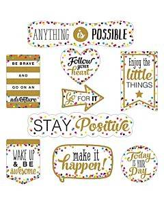 Teacher Created Resources Confetti Positive Accents