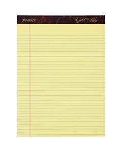Ampad Ampad Gold Fibre Narrow Rule Writing Pads