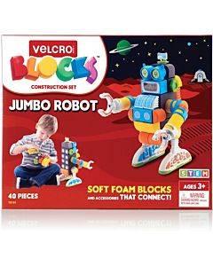 Velcro® Soft Blocks Robot Construction Set