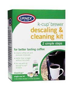 Urnex Urnex K-cup Brewer Cleaning Kit