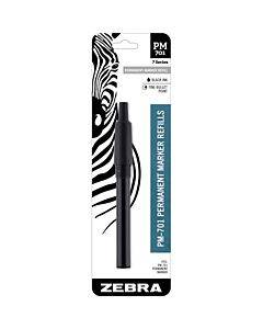 Zebra Pen Pm-701 Permanent Marker Refill